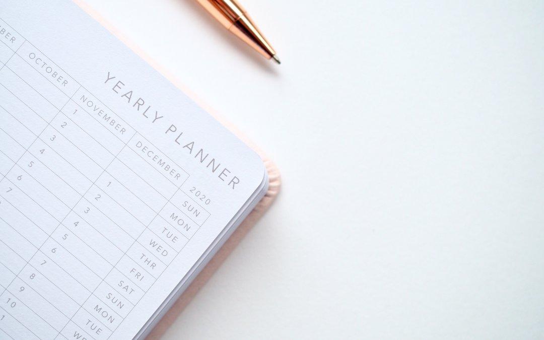 Zo maak jij gemakkelijk een overzichtelijke contentkalender!