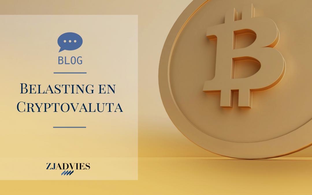 Moet ik belasting betalen over bitcoins of andere cryptovaluta?